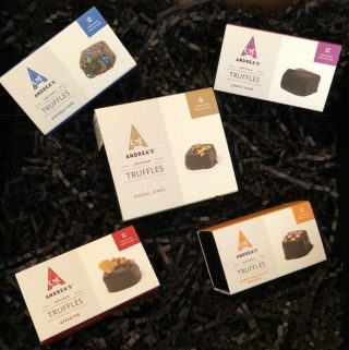 Time to Say Yum with Andrea's Truffles
