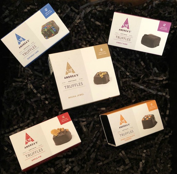 Time to Say Yum with Andrea's Truffles 1