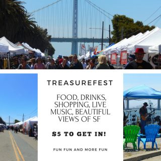 SF/Bay Area Event: TreasureFest July 28 & 29th