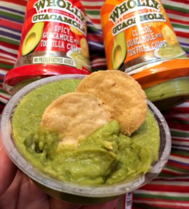 Wholly Guacamole® and Tortilla Chips To Go 1