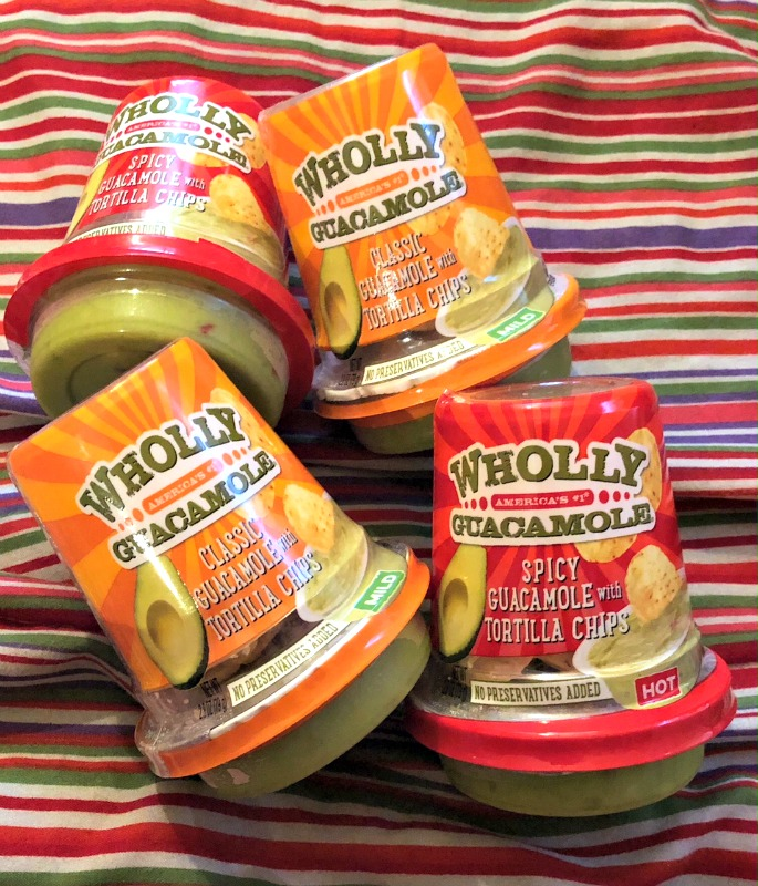 Wholly Guacamole® and Tortilla Chips To Go 2