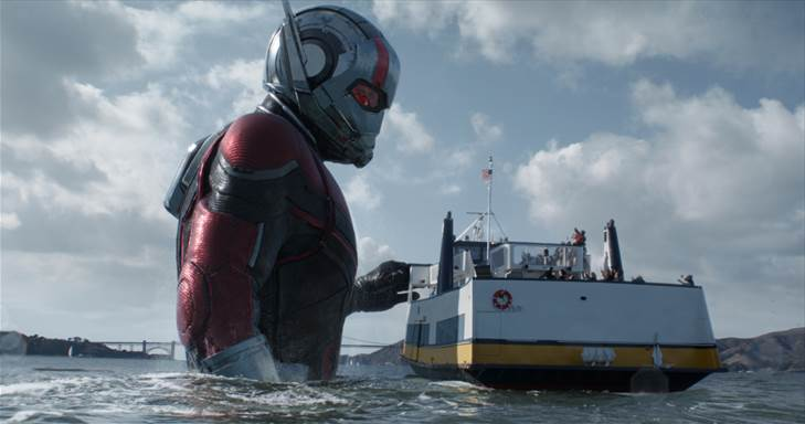 ANT-MAN AND THE WASP Opens On July 6th!