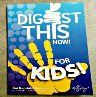 Kai Nunziato-Cruz Can Help Inspire Your Kids To Lead A Healthy Life
