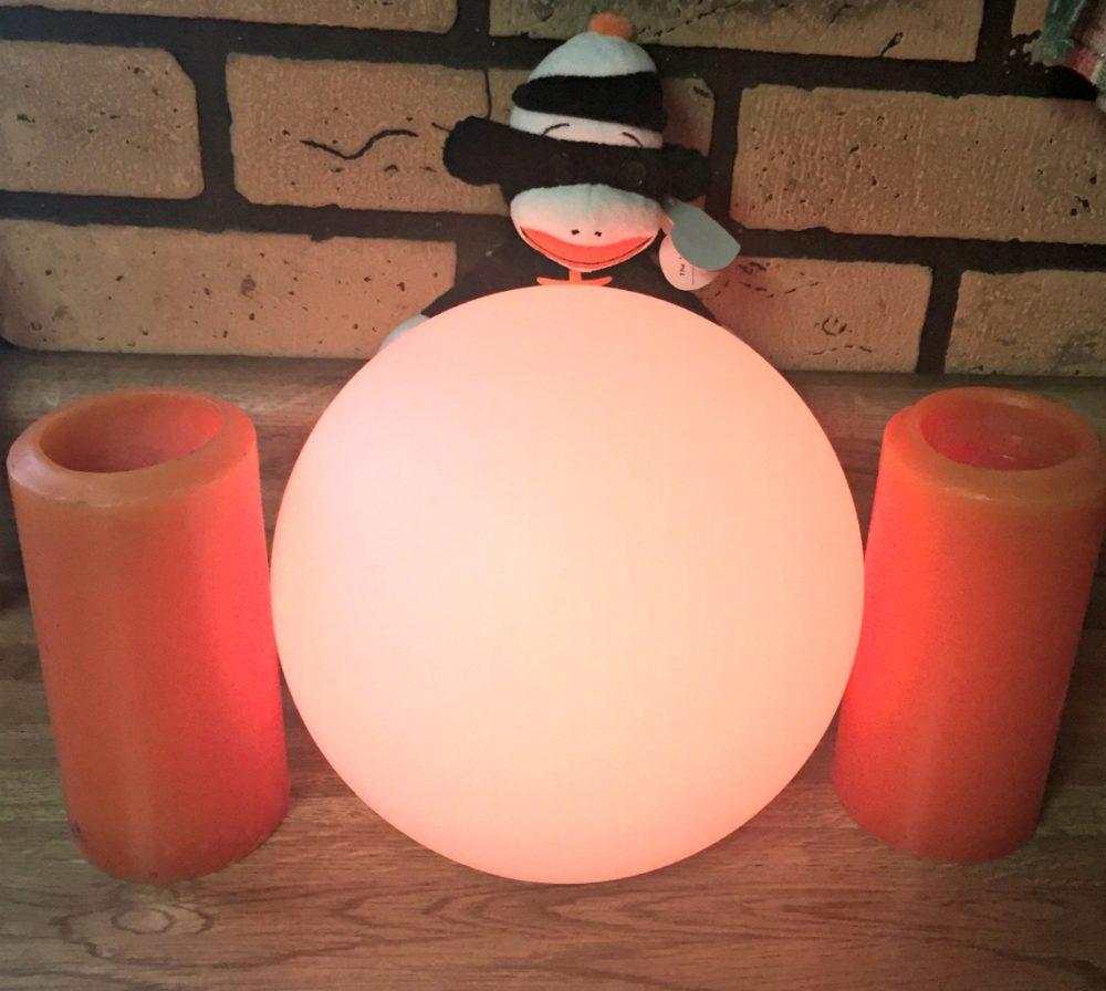 LOFTEK Makes Gorgeous Globe Lamps