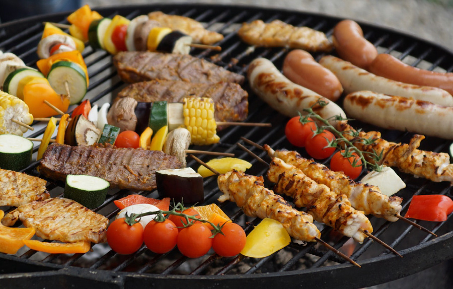 Have a BBQ