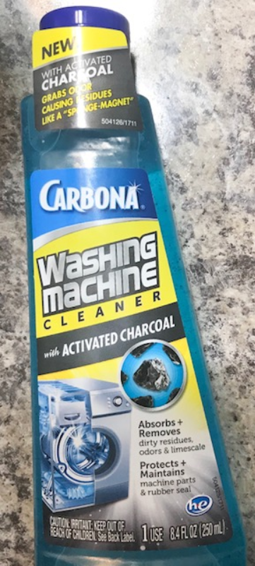 Another Way to Use Activated Charcoal - In Your Washing Machine