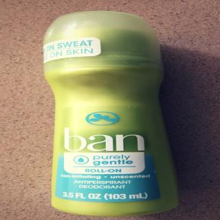 Ban Bad Odor With Ban Deodorant