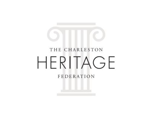 Charleston Heritage Federation Fall 2018 Events
