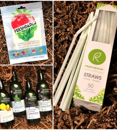 Eco-Friendly Necessities from EarthHero, Repurpose and FreshPaper 1