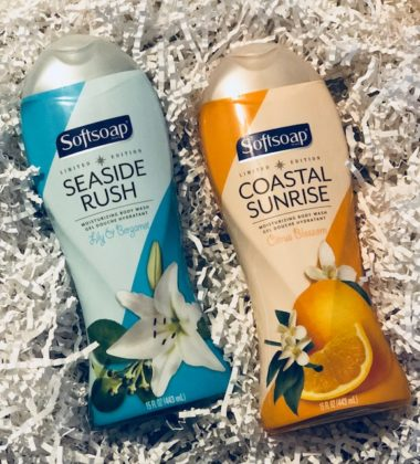 Extend Summer with Limited Edition Softsoap Body Washes