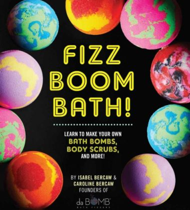 Fizz Boom Bath -Learn How To Make Your Bath Products At Home