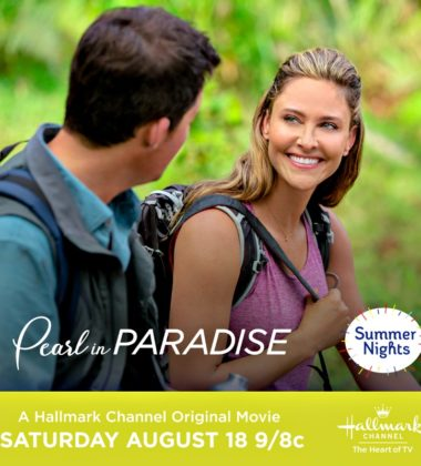 """Hallmark Channel's #SummerNights """"Pearl in Paradise"""" Premiering Saturday, August 18th at 9pm/8c! #PearlinParadise"""