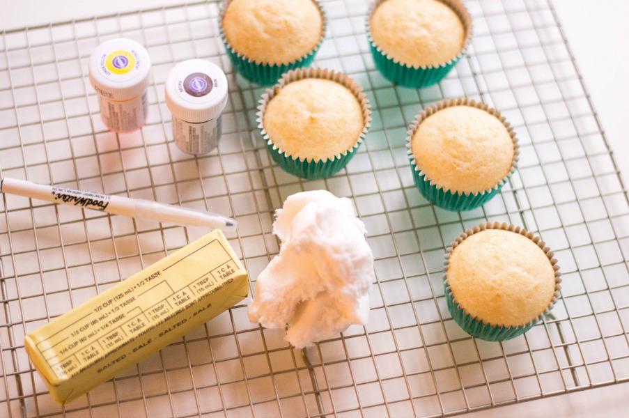 Hunny Pot Cupcakes Recipe