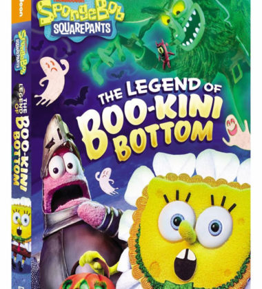 SpongeBob SquarepantsThe Legend of Boo-Kini Bottom