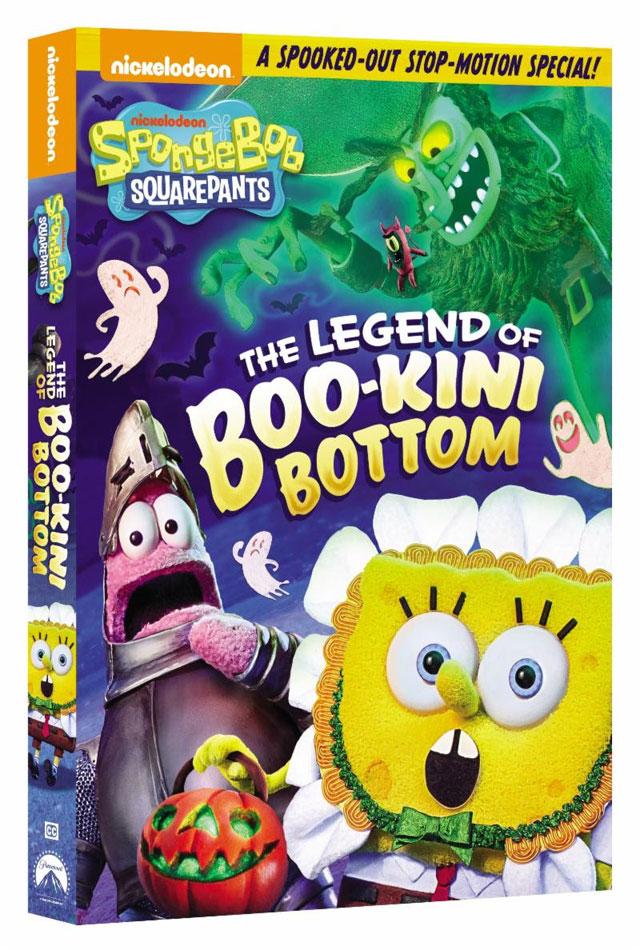 SpongeBob SquarepantsThe Legend of Boo-Kini Bottom