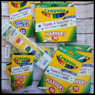 Crayola is getting energized for Back toSchool!