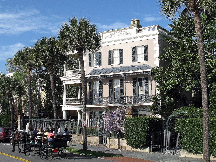 The Best Reasons to Travel to Charleston