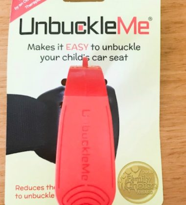 Unbuckle Your Child With Ease With The UnbuckleMe