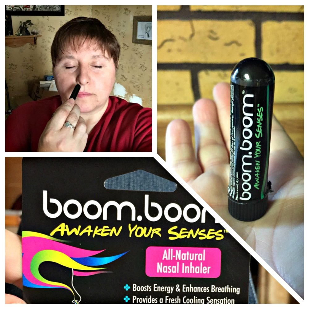 BoomBoom Nasal Inhaler - A Healthy Studying Aid