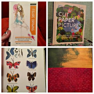 Two Art Books to Help You Get Creative