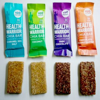 Do You Need More Healthy Snack Ideas? Try Health Warrior Chia Bars!