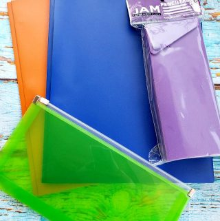 JAM Paper Has ALL The Colorful School Supplies