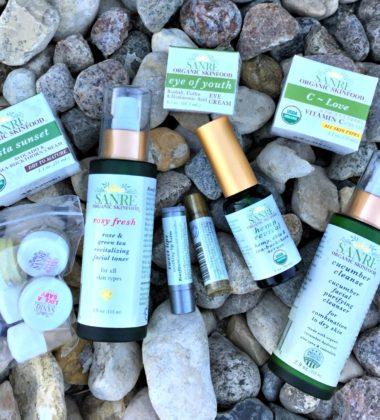 Use SanRe Organic Skinfood to Feed Your Skin