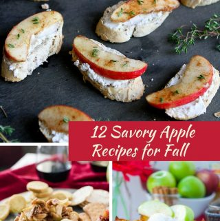 12 Savory Apple Recipes for Fall