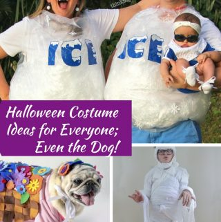 Halloween Costume Ideas for Everyone; Even the Dog!