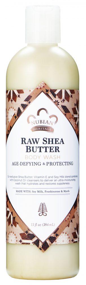 Nubian Heritage Raw Shea Butter Body Wash$10.99