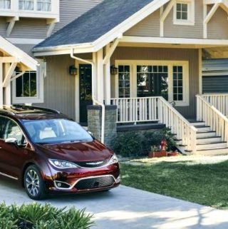 Everything You Could Wish For Comes With The 2018 Chrysler Pacifica Hybrid