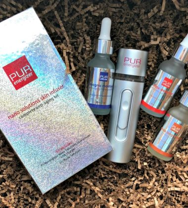 Fall Beauty Must Have - PURattitude's PURenergizer™ Complete Anti-Aging Kit 1
