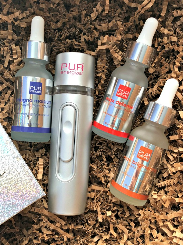 Fall Beauty Must Have - PURattitude's PURenergizer™ Complete Anti-Aging Kit 2