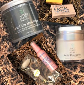 Fix Damaged Summer Skin with Applied Beauty Products and Frownies