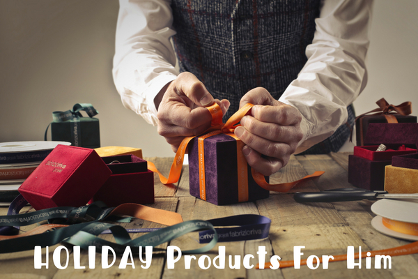 Gift Guide For Men- Check out all the products