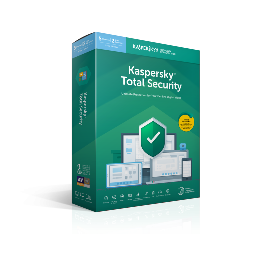 Gift Guide: Kaspersky Total Security