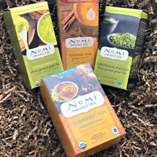 Relax and Get Inspired with Numi Tea