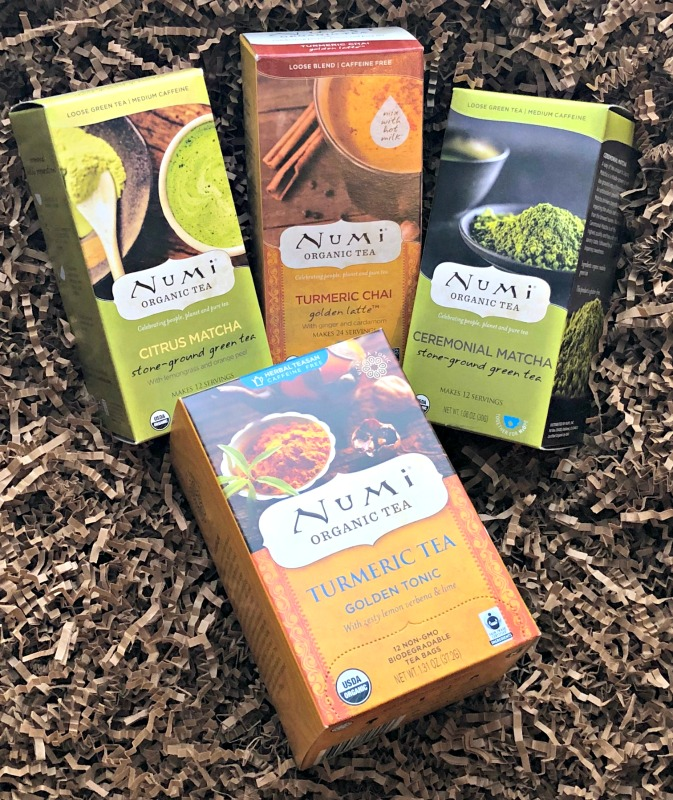 Relax and Get Inspired with Numi Tea 1