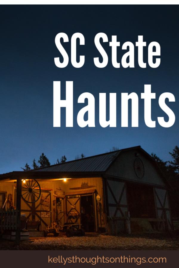 SC State Haunts