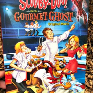 Scooby-Doo! and the Gourmet Ghost Available Now on Digital and DVD on 9/11