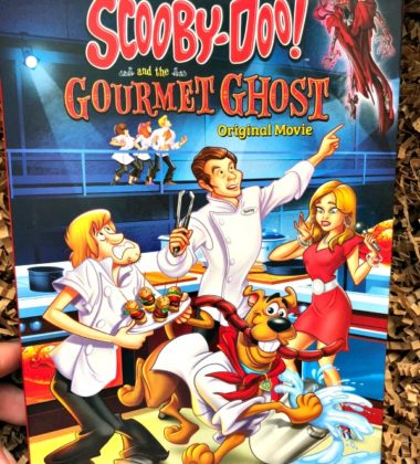 Scooby-Doo! and the Gourmet Ghost Available Now on Digital and DVD on 911 1