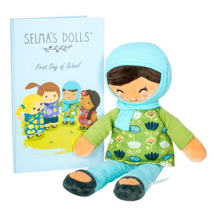This is the Ameena Doll