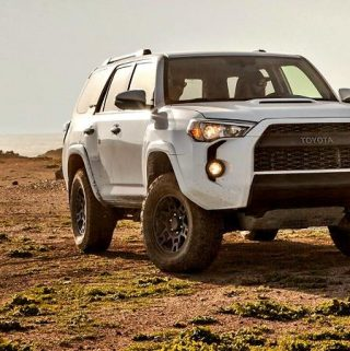 Top Features Of The 2018 Toyota 4Runner
