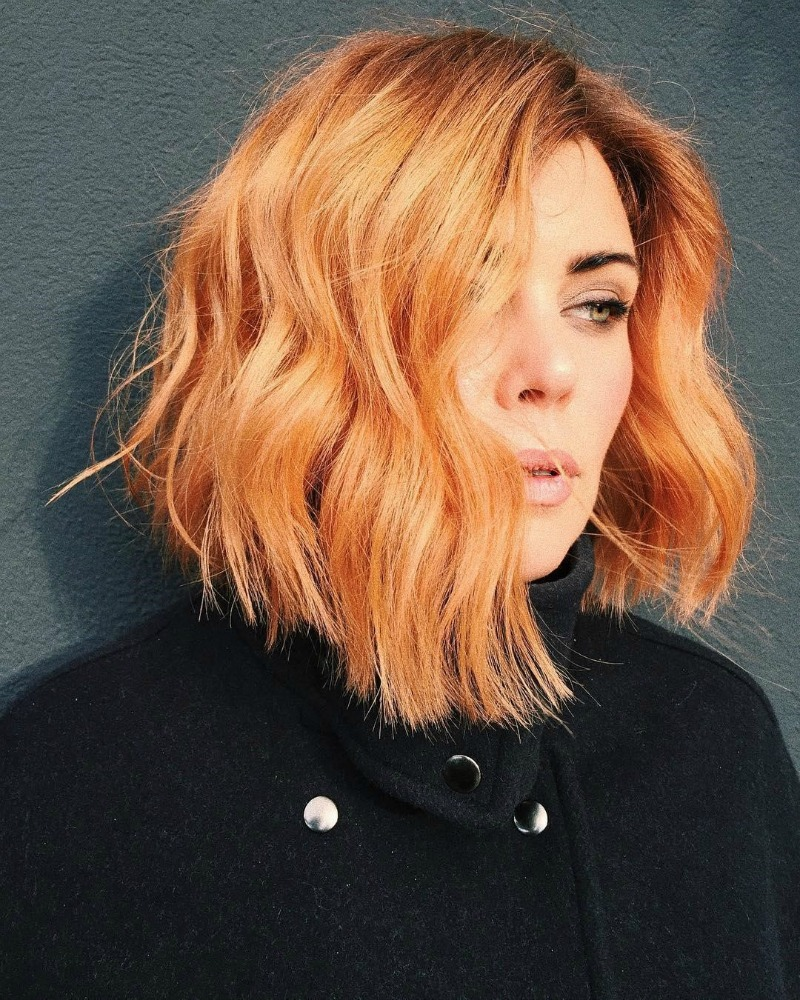 15 Chic Choppy Bob Haircuts For 2018