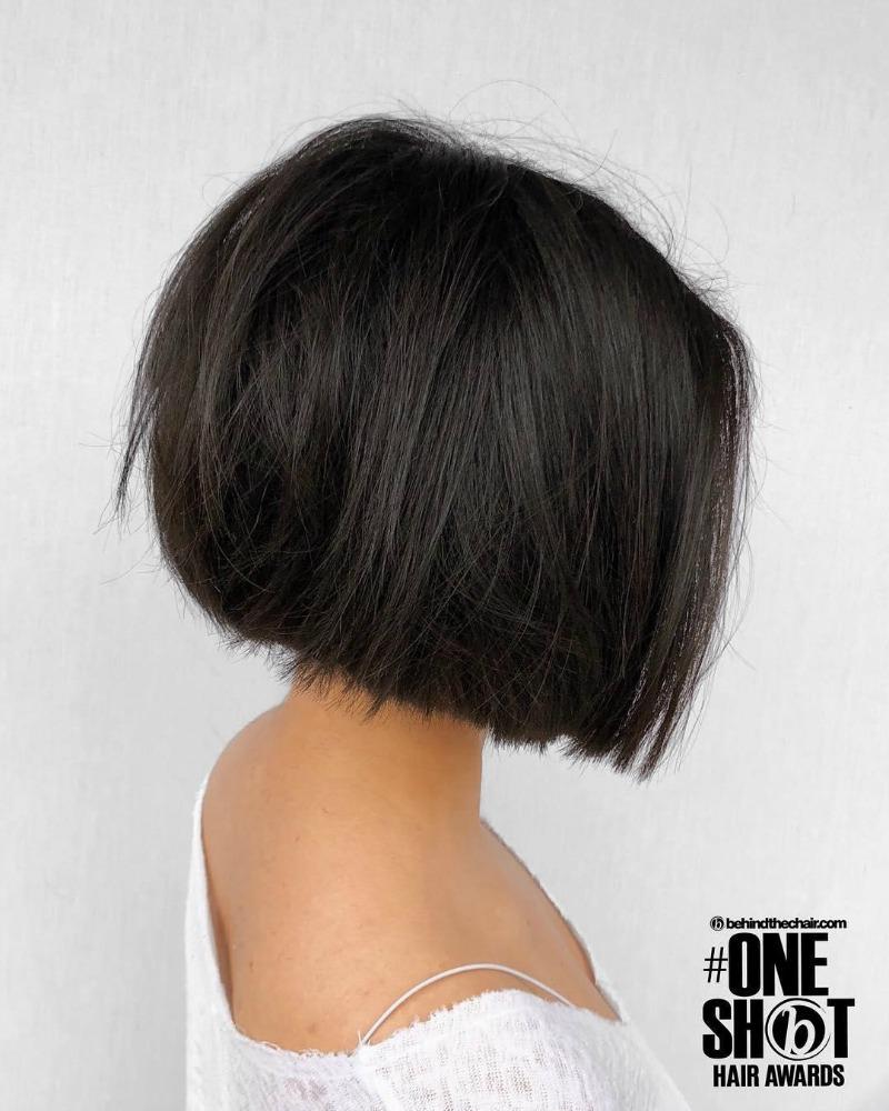 15 Chic Choppy Bob Haircuts For 2018
