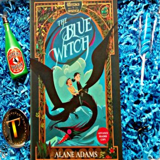 """The Blue Witch"" – A Delightful Treat!"