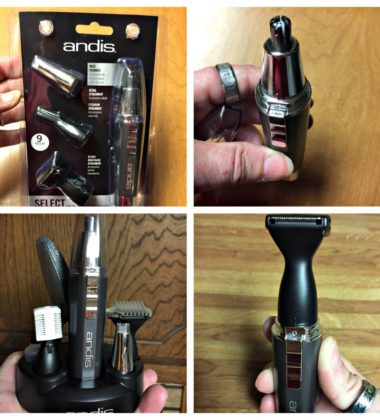 The Andis FastTrim 2 is a Great Trimmer