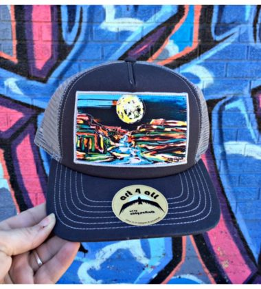 Beautiful Trucker Hats From Art 4 All