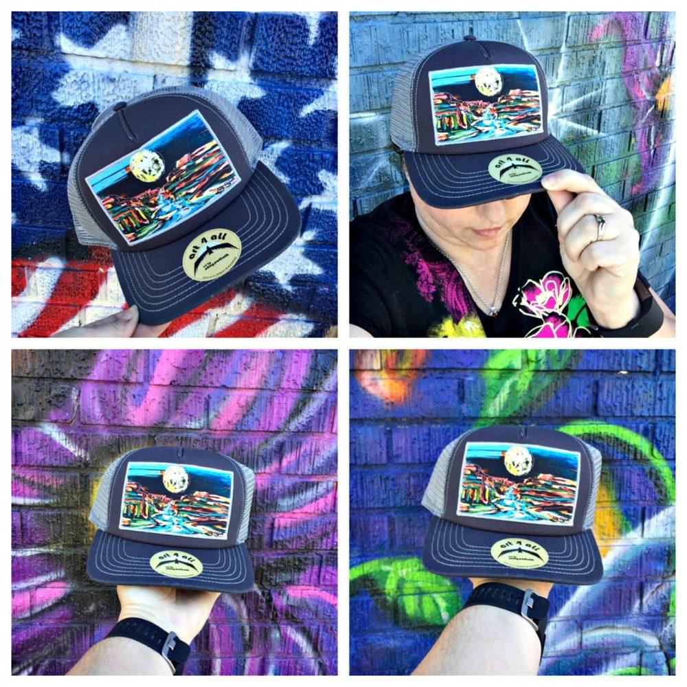 Beautiful Trucker Hats From Art 4 All