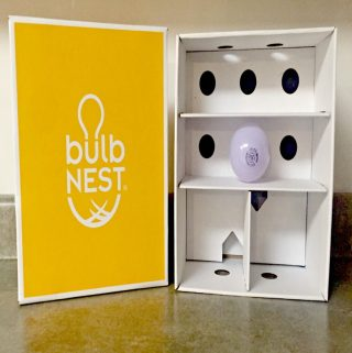 bulbNEST Has Your Light Bulbs Covered (Literally)
